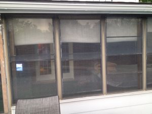 19 Window Screen Cover Photo