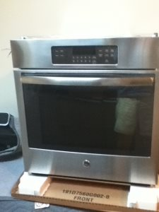 Double Oven Wall Mount Cover Photo