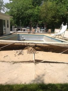 Swimming Pool Repair Cover Photo