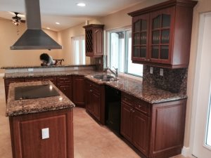 Kitchen Remodeling. Cover Photo