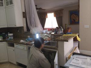 Redoing a Kitchen