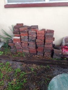 Laying Concrete Pavers