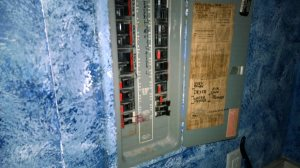 Circuit Breaker Panel Cover Photo