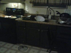 Kitchen Remodel.  Cover Photo
