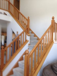 Remodeling A Staircase Cover Photo