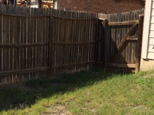 Wooden Fence Cover Photo