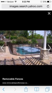 Pool Fence Cover Photo