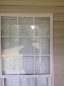 Replace Broken Glass Window Cover Photo