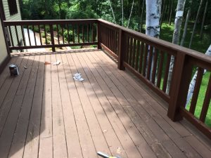 Paint A Deck Cover Photo