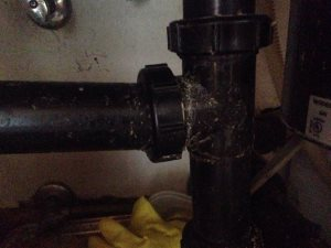 Plumbing Leak Cover Photo