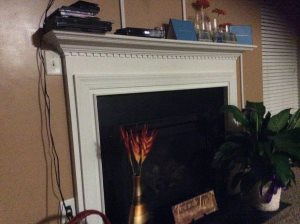 Enhance Fireplace Cover Photo