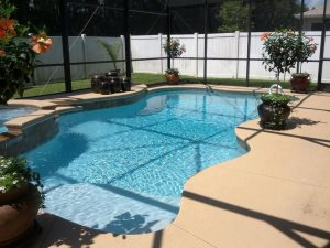 Install Inground Pool Cover Photo