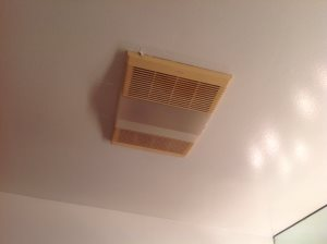 Bathroom Ceiling Fan Cover Photo