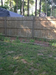Fence Replacement Cover Photo