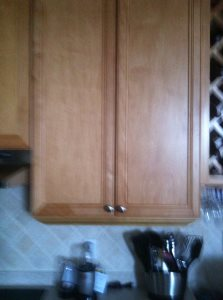 Staining Cabinets Cover Photo