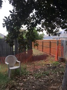 Install 90 Feet Of Fencing Cover Photo