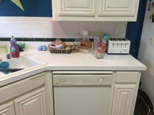 Kitchen Counter Tops Cover Photo