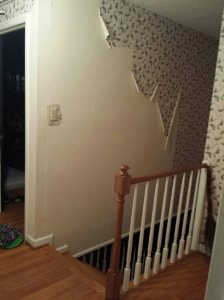 Wallpaper Removal And Bathroom Remodel Cover Photo