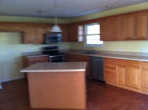 Paint Cabinets And Island Cover Photo