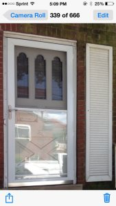 Door Entry Replacement Cover Photo