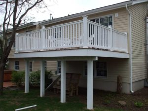 Labor Cost To Build a Deck
