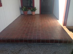 Porch Tile Repair  Cover Photo