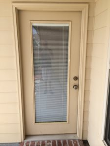 Storm Door Cover Photo