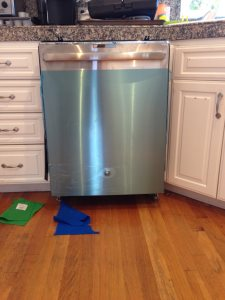 Dishwasher Installation Cover Photo