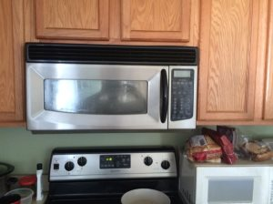 Over The Range Microwave Repair/Change Cover Photo