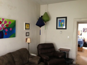 Living, Bedroom & 2 Hallways Painting Cover Photo