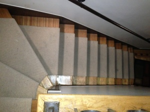 Staircase Carpet Cleaning Cover Photo