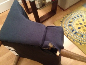 Handyman Chair Repair Cover Photo