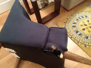 Handyman Chair Repair Cover Photo