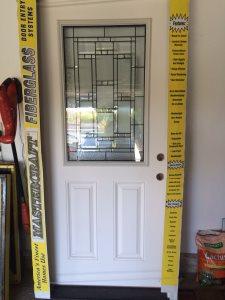 Front Door Installation Cover Photo
