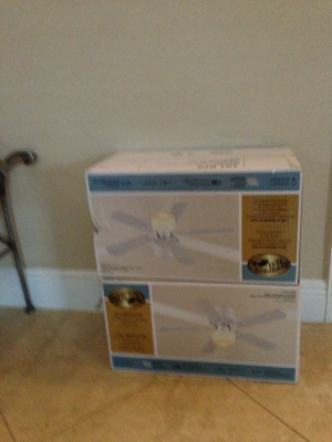 Installation Of 4 Ceiling Fans Cover Photo