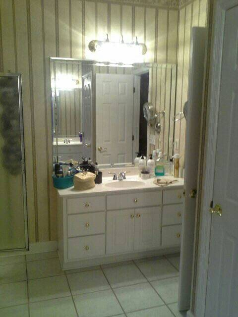 Cost of master bathroom remodel in opelika al for Average bathroom remodel