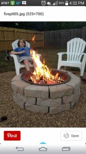 Fire Pit Cover Photo