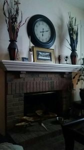 Redo Fireplace With Tv Installation  Cover Photo