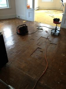 Prefinished Wood Flooring