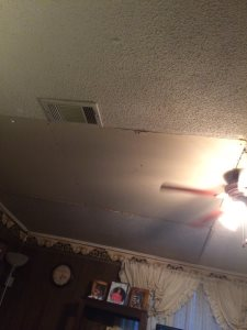 Living Room Ceiling Lift Cover Photo