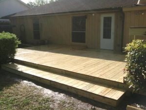 Recycled Decking