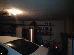 Paint Garage And Handyman Work Cover Photo