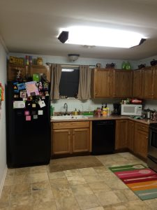 Kitchen Cabinet Update Cover Photo