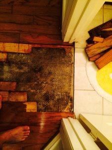 Wood Floor Repair
