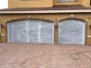 Paint Garage Door Cover Photo