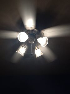 Replace A Ceiling Fan Cover Photo