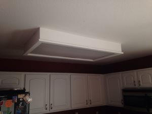 Kitchen Lights Remodel Cover Photo