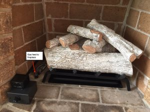 Install Gas Logs And Clean Chimney Cover Photo