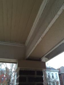 Porch Roof Replacement  Cover Photo