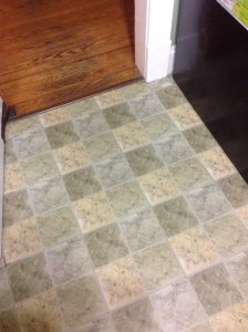Kitchen Floor Cover Photo